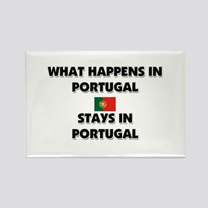 What Happens In PORTUGAL Stays There Rectangle Mag
